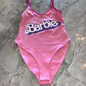 NWOT Custom Barbie tank top